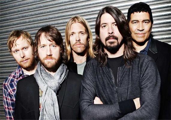 Foo Fightersпредставили новый альбом