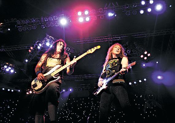 Воссоединение группы Iron Maiden