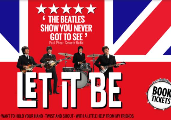 Мюзикл Let It Be представят в Ливерпуле