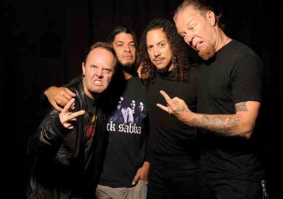Metallica готовит к выпуску новый альбом