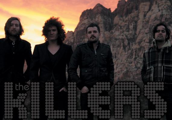The Killers работают над новым альбомом