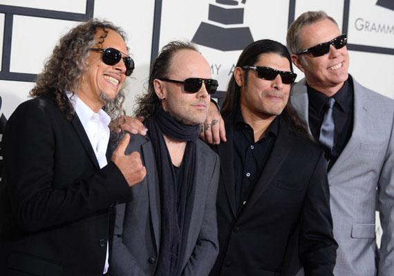 Metallica готова выпустить новый альбом
